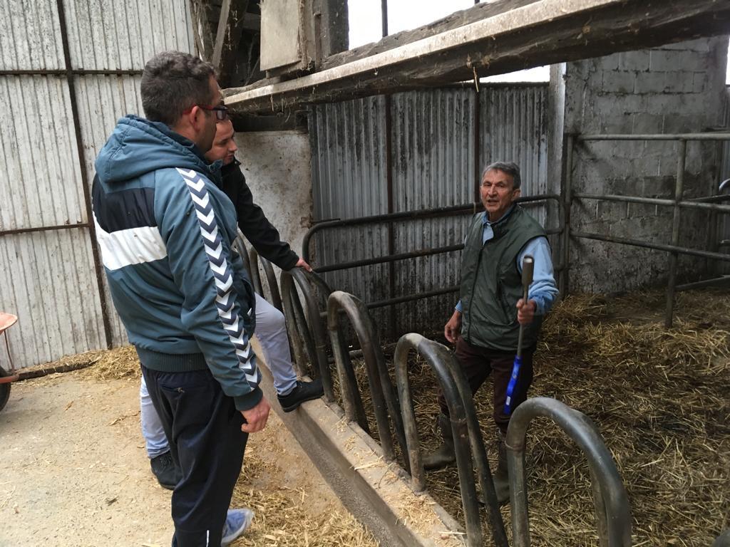 Privatna farma - provera monitoringa
